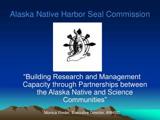 Alaska Native Harbor Seal Commission