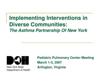 Asthma Partnership