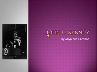 John F. Kenndy