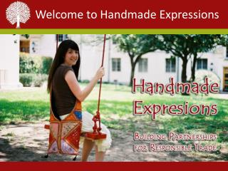 Welcome to Handmade Expressions