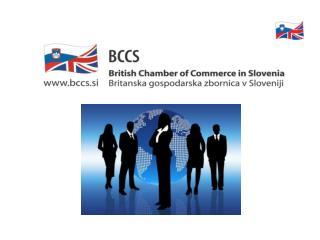 Britanska gospodarska zbornica v Sloveniji (BCCS)