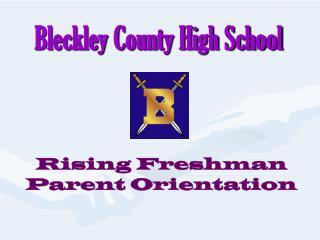 Bleckley County High School