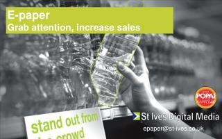 E-paper Grab attention, increase sales