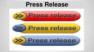 New CEO Press Release