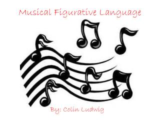 Musical Figurative Language