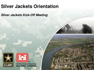 USACE Flood Risk Management Programs