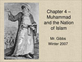 Chapter 4 – Muhammad and the Nation of Islam