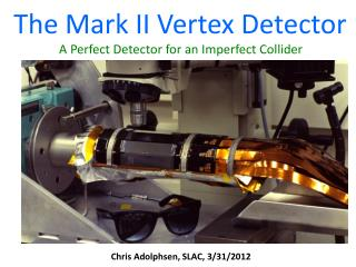 The Mark II Vertex Detector