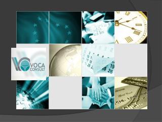 About VOCA Consult … VOCA Consult