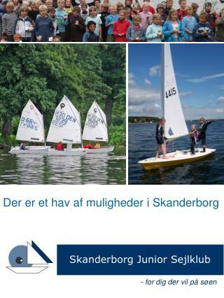 Der er et hav af muligheder i Skanderborg