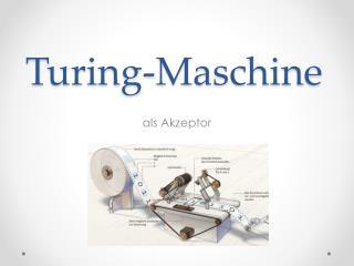 Turing-Maschine