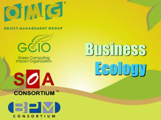 Business Ecology overview presentation
