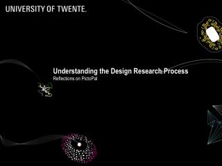Understanding the Design Research Process
