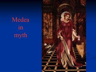Medea in myth