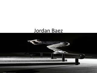 Jordan Baez