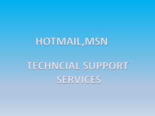 1-844-202-5571 | MSN Email Help Number