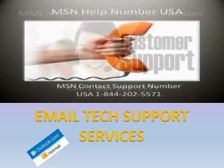 1-844-202-5571 | MSN Customer Help Number