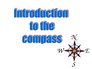 Introduction  to the  compass