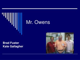 Mr. Owens