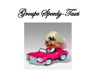 Groupe  Speedy-Taxi