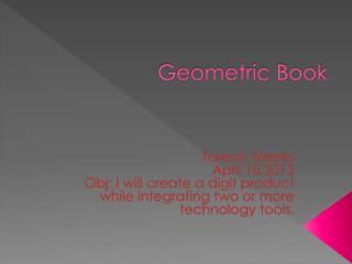 Geometric Book