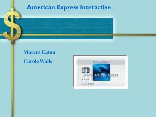 American Express Interactive