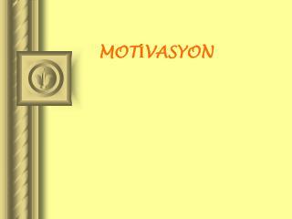 MOT?VASYON