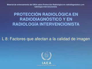 PROTECCI N RADIOL GICA EN RADIODIAGN STICO Y EN RADIOLOG A INTERVENCIONISTA