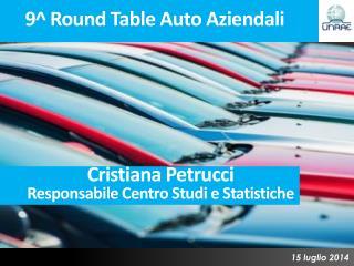 9^ Round  T able  Auto Aziendali