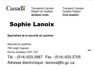 Transports Canada