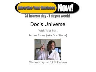 Doc's Universe