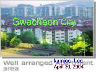 Gwacheon City
