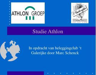 Studie Athlon