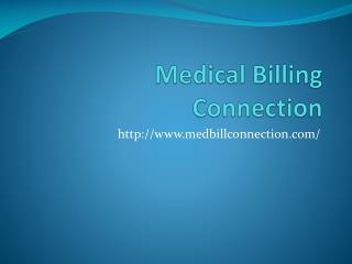 Medical Billing Connection