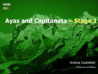 Ayas and Capitanata  – Stage 1