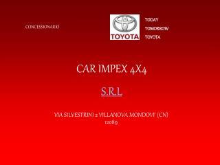 CAR IMPEX 4X4