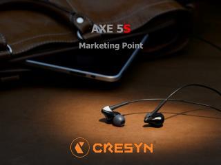 AXE 5 S Marketing Point