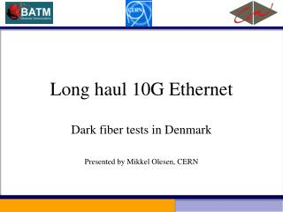 Long haul 10G Ethernet