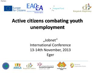 Active citizens combating youth unemployment