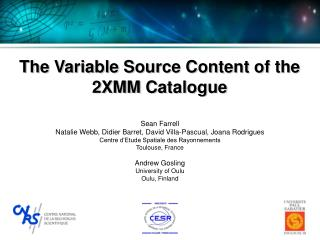 The Variable Source Content of the 2XMM Catalogue