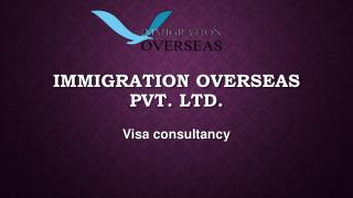 Get Expertise for Immigration for Canada in a smooth way
