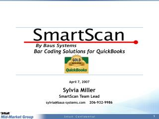 Bar Coding Solutions for QuickBooks