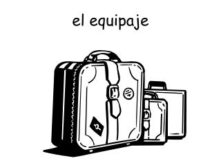 el equipaje