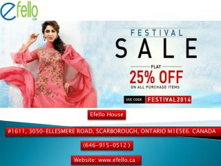 Online  Indian clothing store