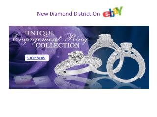 New Diamond District On Ebay