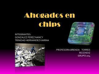 Ahogados en chips