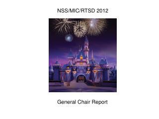 NSS/MIC/RTSD 2012