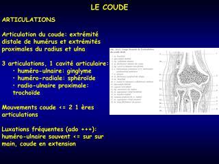 LE COUDE