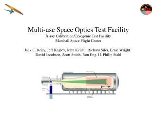 Multi-use Space Optics Test Facility X-ray Calibration/Cryogenic Test Facility