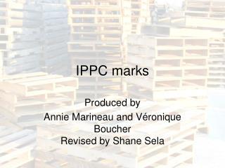 IPPC marks